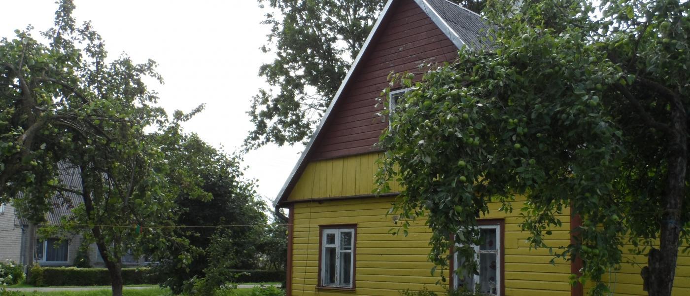 Namas Gruzdžiuose